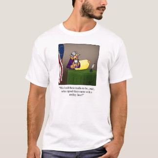 Unabhängigkeits-TagesSpaß-T-Shirt T-Shirt