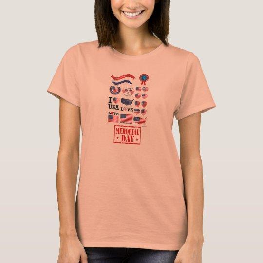UNABHÄNGIGKEITSTAG T-Shirt