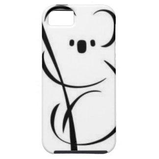 Unbedeutender Koala iPhone 5 Hüllen