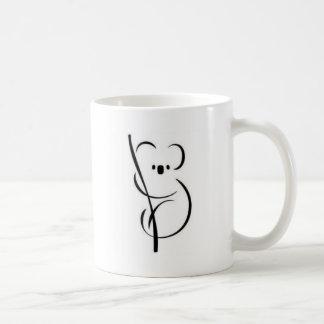 Unbedeutender Koala Kaffeetasse