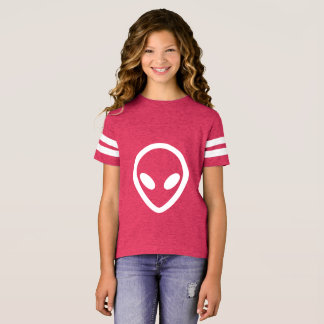 Unbedeutendes alien passt Sie auf T-Shirt