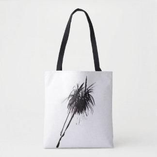 Unbedeutendes Palmentintenzeichnen Tasche