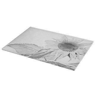 Unbedingtes Sonnenblume-Schneidebrett Schneidebrett