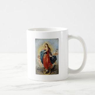 Unbefleckte Empfängnis - Peter Paul Rubens Kaffeetasse