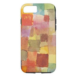 Unberechtigtes abstraktes durch Paul Klee iPhone 8/7 Hülle