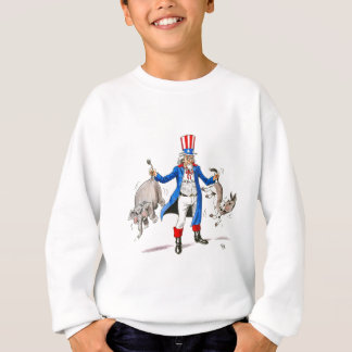 Uncle Sam 3 Sweatshirt
