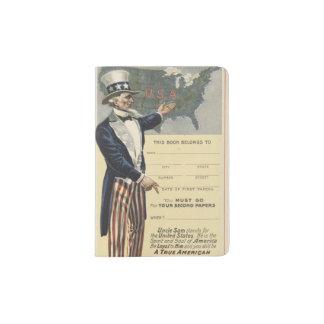 Uncle Sam Passhülle