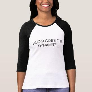 Und Boom T-Shirt