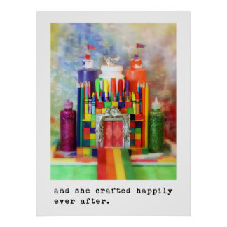 and she crafted happily ever after.  Photography
