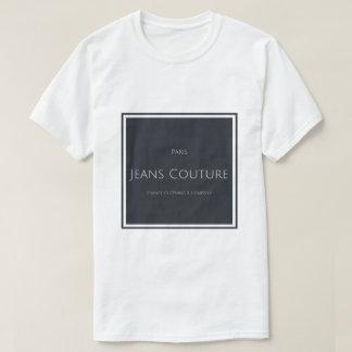 Une conception à la mode de T-shirt de Paris