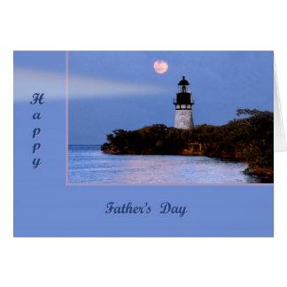 une fête des pères de h carte de vœux