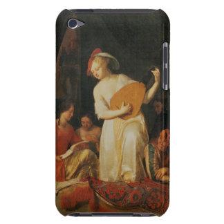 Une partie musicale, 1681 étuis iPod touch