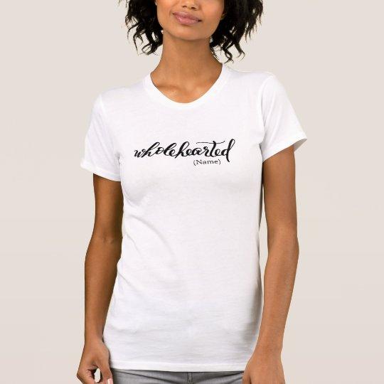 Uneingeschränkte Gewohnheit T-Shirt