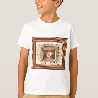 UNENDLICHKEIT Extremitäts-Überfluss KOSMOS T-Shirt