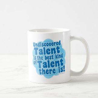 Unentdecktes Talent Kaffeetasse