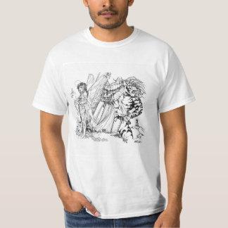 Unfug in den Bergen T-Shirt