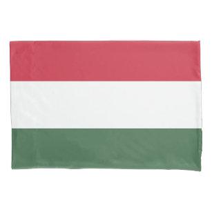 Ungarische Flagge Kissenbezug
