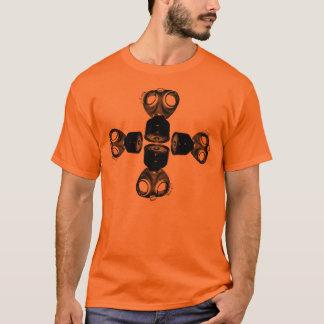Ungarische Gas-Maske T-Shirt