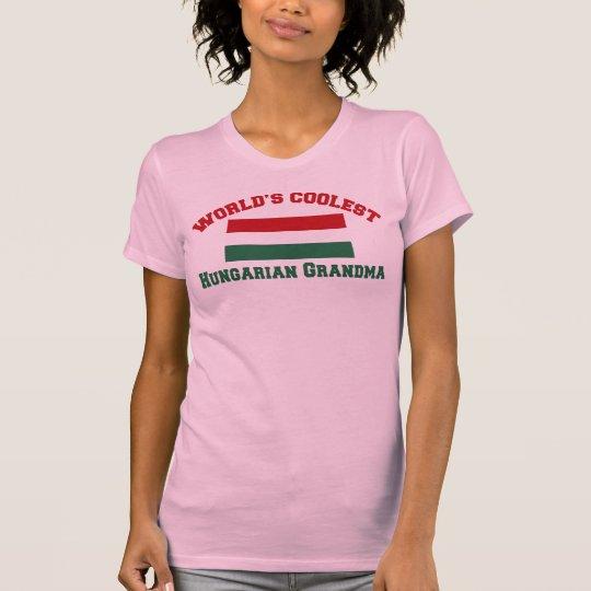 Ungarische Großmutter-T - Shirts