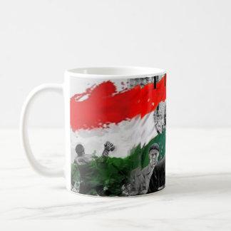 Ungarischer Freiheits-Kämpfer - Mann des Jahres Kaffeetasse