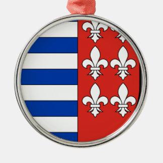 Ungarn #4 silbernes ornament