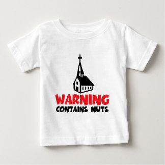 Unglaublich witzig Atheist Baby T-shirt