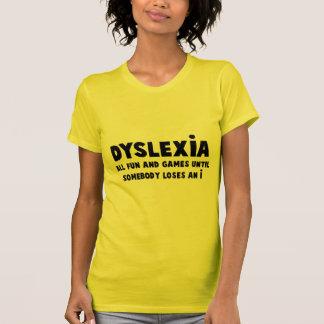 Unglaublich witzig Dyslexie T-Shirt