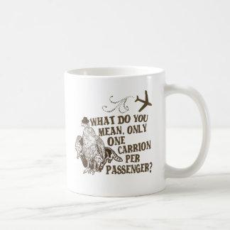 Unglaublich witzig Fluglinien-Witz-Shirt Tasse