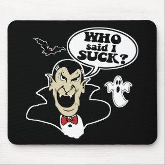 Unglaublich witzig Halloween Mousepad