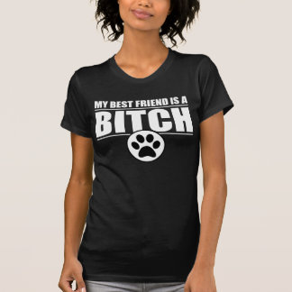 Unglaublich witzig Hundezitat für Inhaber T-Shirt