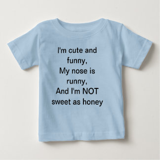 witzig baby t shirts zazzle. Black Bedroom Furniture Sets. Home Design Ideas