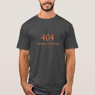 Unglaublich witzig Kostüm nicht gefundenes T-Shirt