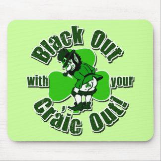 Unglaublich witzig St Patrick Tagest-shirts Mousepad