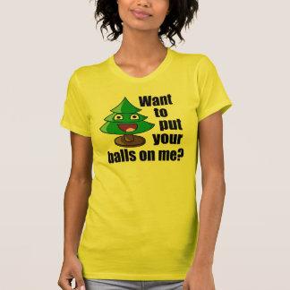 Unglaublich witzig Weihnachtsbaum T-Shirt