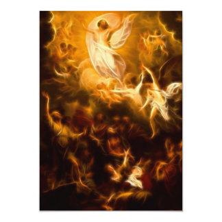 Unglaubliche Jesus-Auferstehung 12,7 X 17,8 Cm Einladungskarte