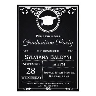 Uni-Abschluss-Party Einladung