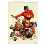 Uni-Fußball Grußkarten