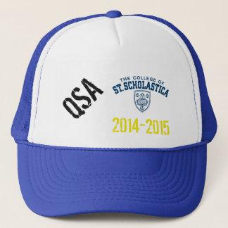 Uni von St. Scholastica 2015 QSA Aparrel Truckerkappe