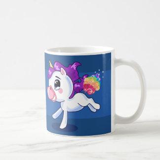 Unicorn-Furzen Tasse