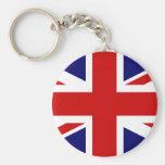 Union Jack Porte-clefs