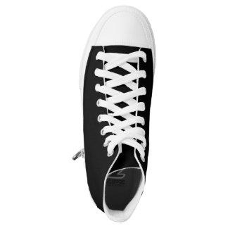 Unisexschuh Hoch-geschnittene Sneaker