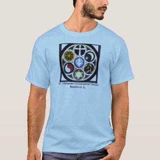 Unitarische universalistische Kirche Rockford, IL T-Shirt