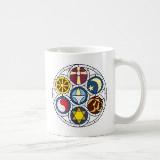 Unitarische universalistische Waren Kaffeetasse