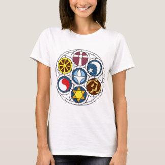 Unitarische universalistische Waren T-Shirt