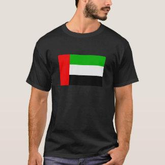 United- Arab Emiratesflaggen-T - Shirts und