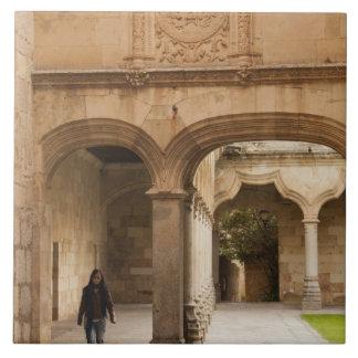 Universität von Salamanca Keramikfliese