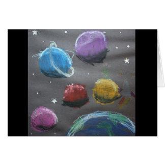 Universum Karte