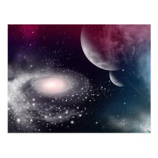 Universum Postkarten