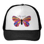 Unmöglicher Schmetterling - warum nicht? Caps