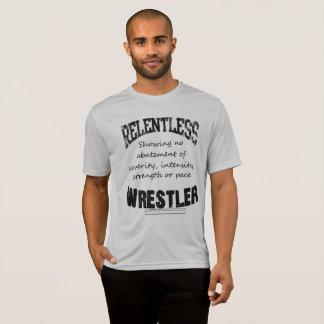 Unnachgiebiger Ringkämpfer T-Shirt